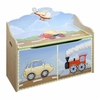 Transportation Fun Toy Chest