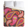 Treasure Trunks Luxe Duvet Cover