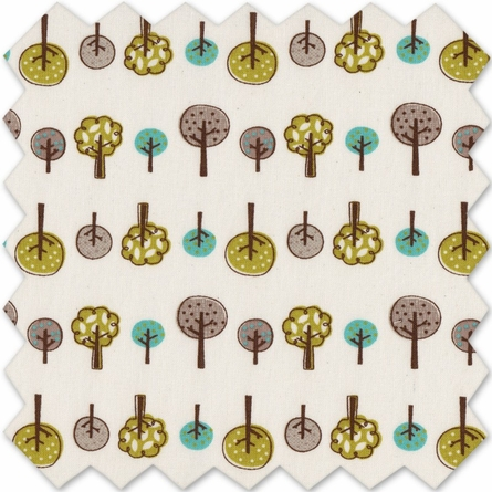 Tree Dot Crib Sheet
