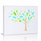 Tree II Canvas Wall Art