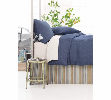 Treehouse Linen Bed Skirt