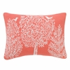 Treetops Knit Boudoir Pillow