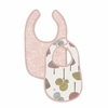 Treetops Muslin Bib Set of 2