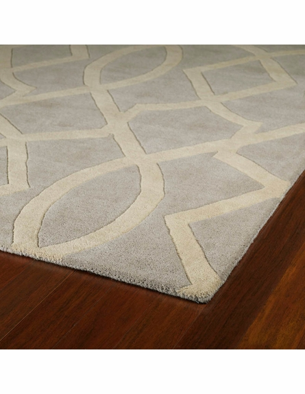 Trellis Rug in Graphite
