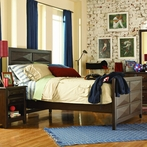 Treverton Panel Bed