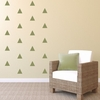 Triangles Wall Decal Set