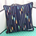 Tribal Arrow Pillow Cover