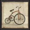 Trike Framed Wall Art
