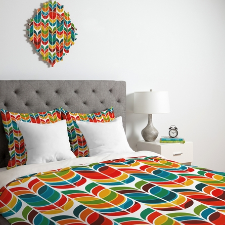 Tropicana Lightweight Duvet Cover
