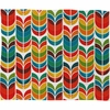 Tropicana Fleece Throw Blanket