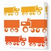 Trucks Canvas Wall Art