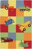 Trucks Galore Rug