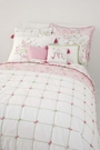 Tufted Twin Quilt