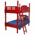 Turned Post Bunk Bed