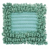 Turquoise Square Funberry Pillow
