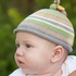 Turtle Toppers Baby Hat and Turtle Plush Gift Set in Yellow
