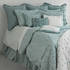 Tuscany Linen Euro Pillow Sham in Ice