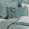 Tuscany Linen Heritage Pillow Sham in Ice
