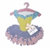 Tutu Magnet Board in Lavender Skirt