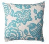 Tweet Accent Pillow