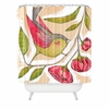 Tweet Shower Curtain