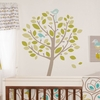 Tweets in Tree Wall Decals