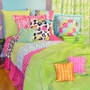 Twin Zebra Patch Duvet