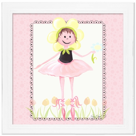 Twinkle Toes Canvas Reproduction