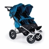 Twinner Twist Duo Double Stroller in Ocean Blue