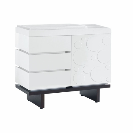 Two Wide Changing Table