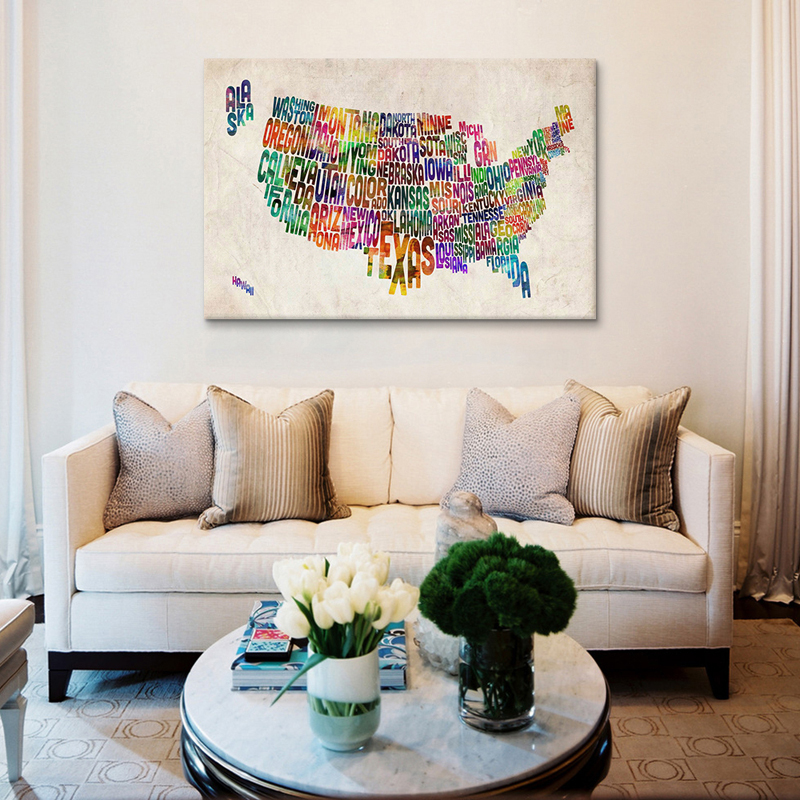 Canvas Wall Art Usa