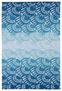 Umbrella Matira Rug in Blue