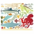 Under the Sea Nautical Fabric Wall Decals