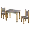 Under the Sea Table and Set of 2 Chairs