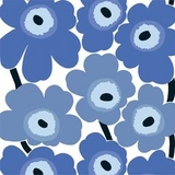 Unikko Iris Blooms (100% Cotton)