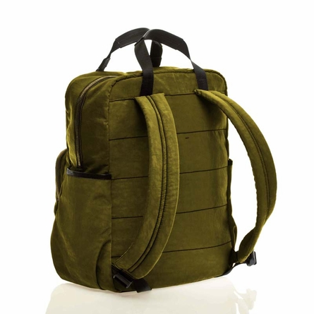 Unisex Courage Backpack in Olive