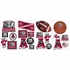University of Alabama Peel & Stick Applique