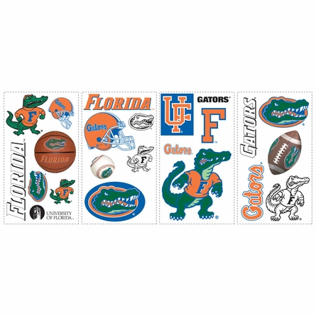 University of Florida Peel & Stick Applique