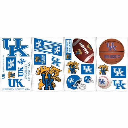 University of Kentucky Peel & Stick Applique