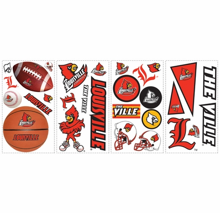 University of Louisville Peel & Stick Applique