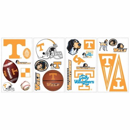 University of Tennessee Peel & Stick Applique