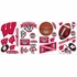 University of Wisconsin Peel & Stick Applique