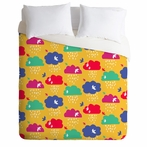 Up and Away Lightweight Duvet Cover