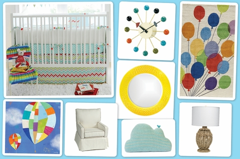 Up, Up and Away Nursery
