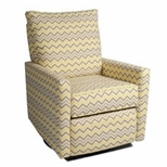 Upholstered Nursery Recliners