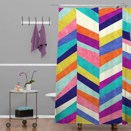 Upward 1 Shower Curtain
