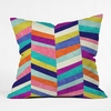 Upward 1 Throw Pillow