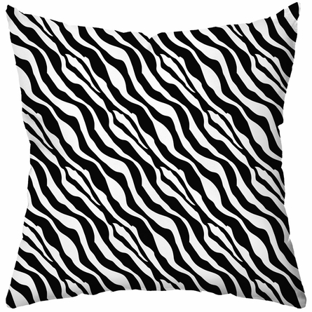 Urban Safari Personalized Throw Pillow