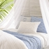 Varkala French Blue Quilt