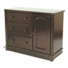 Veneto 3 Drawer Single Cupboard